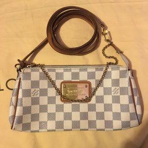 Louis Vuitton clutch Authentic